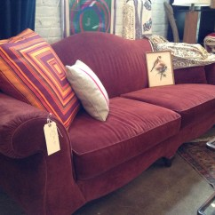 Vintage Camel Back Sofa Sectionals On Sale Seating Shop Tags Burgundy Chiipndale