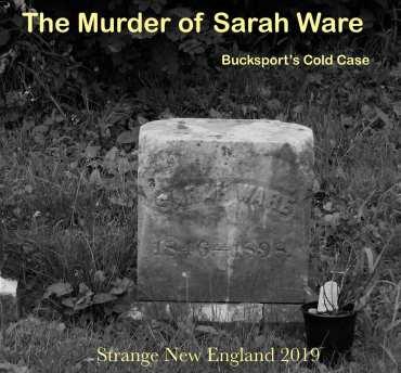 Sarah Ware Headstone