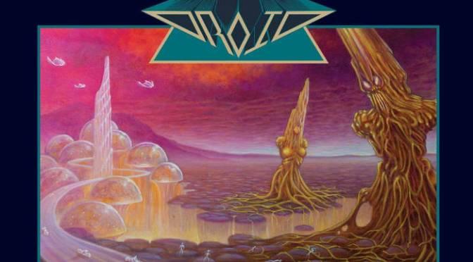 Underground Sounds: Droid – Terrestrial Mutations