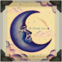 Getting comfy and cozy with The Friendly Moon