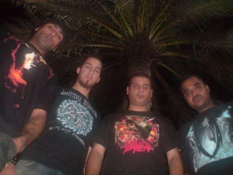 Arabia band metal