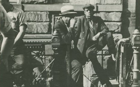 Time Traveling Celebrities: Jay-Z in 1939