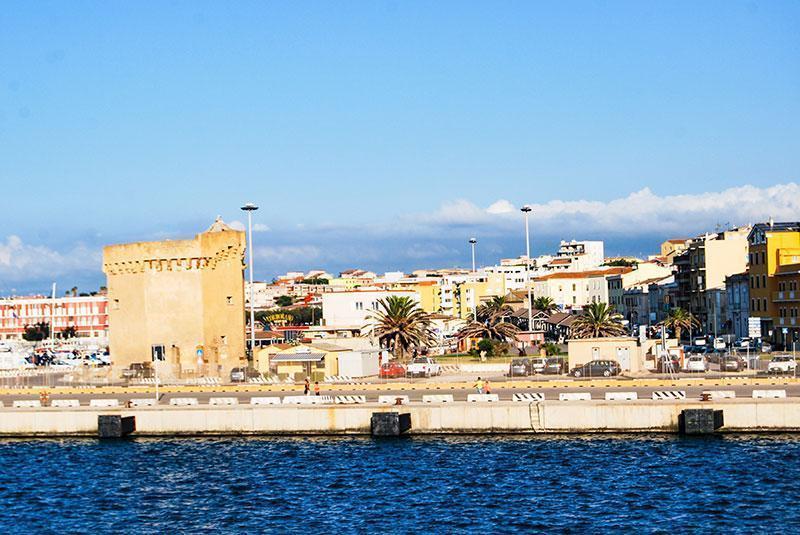 Najlepša in znamenita mesta Sardinije