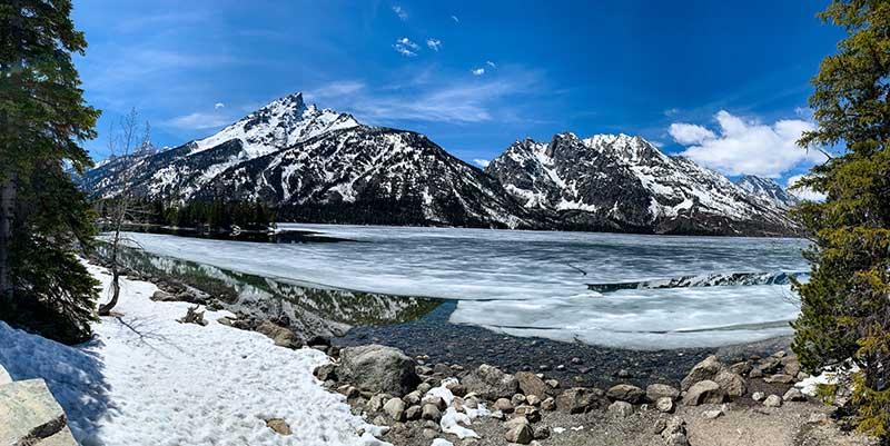 Narodni park v ZDA Grand Teton