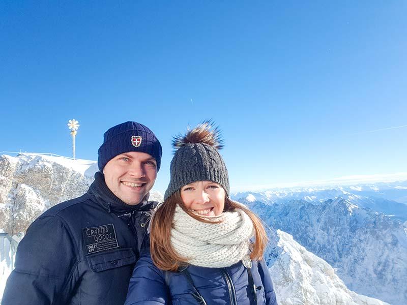 Zugspitze: Enodnevni izlet v hribe