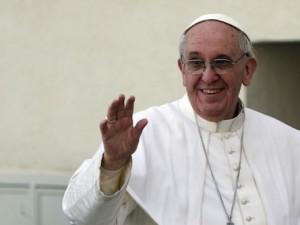 Le pape FranÁois cÈlËbre la messe des Rameaux ‡ Rome