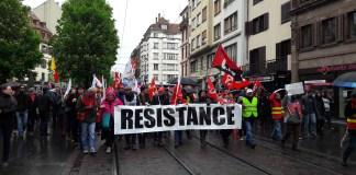 1er mai Strasbourg