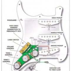 Fender Strat 3 Way Switch Wiring Diagram Doorbell Schematic Jst Connectors On Pickguard And In Guitar | Stratocaster Forum