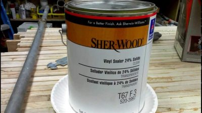 Sherwin Williams Lacquer Sanding Sealer