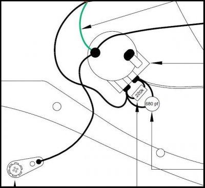 Strat Wiring Diagram 500k