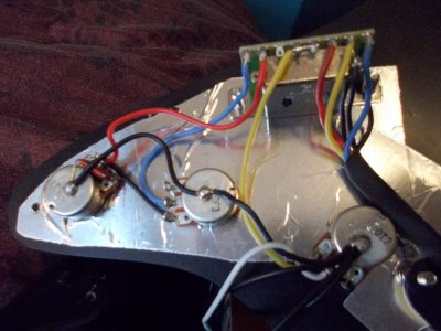 Strat Guitar Wiring Diagram Rewiring Tone With An Import Switch Fender Stratocaster