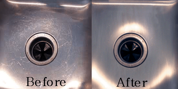 copper kitchen door handles walmart ninja mega system how to remove light scratches from pretty much anything ...