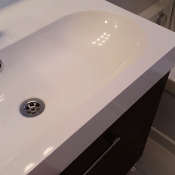 bathroom, Staircase Refinishing, Hardwood Stairs, Remove Carpet, Install Oak Treads, New Stairs, Custom Stain, Custom Color, Replace Carpet with Oak Stairs, Toronto, Vaughan, GTA, Richmond Hill, Aurora, King, Newmarket, Mississauga, Brampton