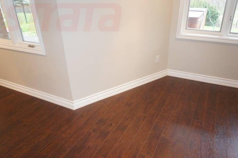 Baseboard installation in Aurora by Strataline Inc 0003
