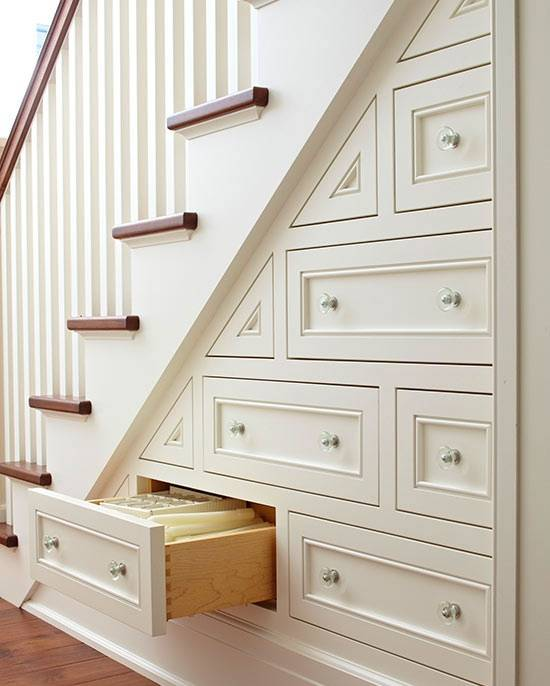 Drawers under stairs, Storage Under stairs, storage ideas, Toronto, Vaughan, GTA, Richmond Hill, Aurora, Newmarket