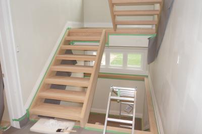 Stair, Stairs, Railing, Design, Installation, Install, Refinish, Cap, Aurora, Newmarket, King, Vaughan, York, Ontario