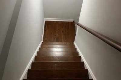 Stair Refinishing