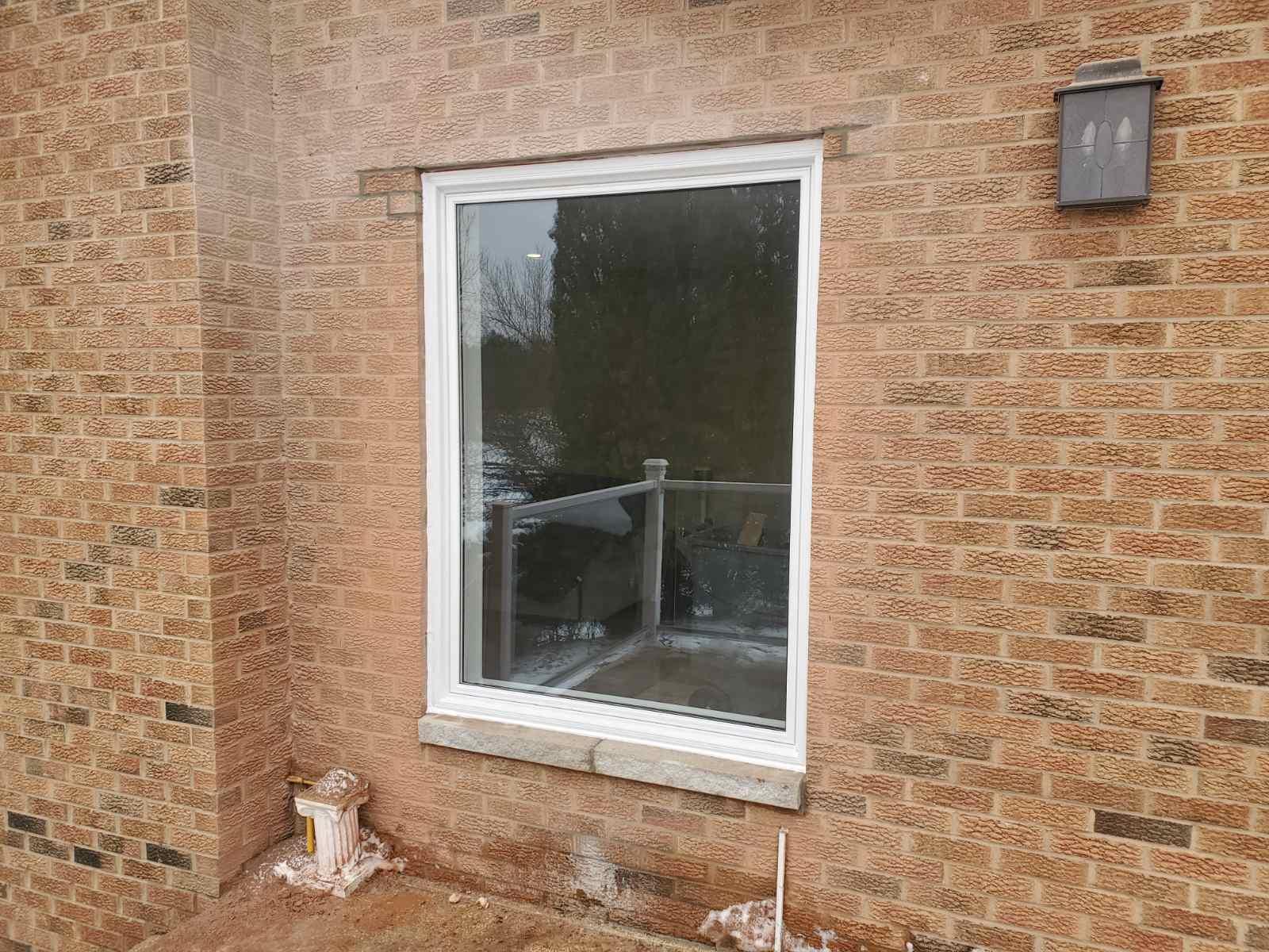Brick Cutout, Vinyl Trim Installation and Replacement, PVC Windows Woodbridge, Maple, Vaughan, King, Aurora, Nemwarket, Caledon, Nobleton, Kleinburg
