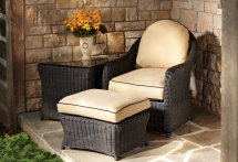 Lloyd Flanders Outdoor Wicker Patio Furniture