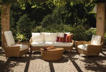 Lloyd Flanders Outdoor Wicker Furniture