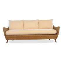 Lloyd Flanders Tobago Wicker Sofa - Replacement Cushion