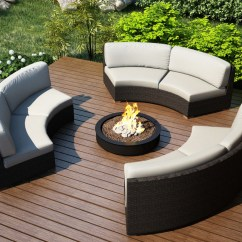 Sunbrella Sectional Sofa Indoor Score Pro Apk Harmonia Living Arden 3 Piece Eclipse Set ...