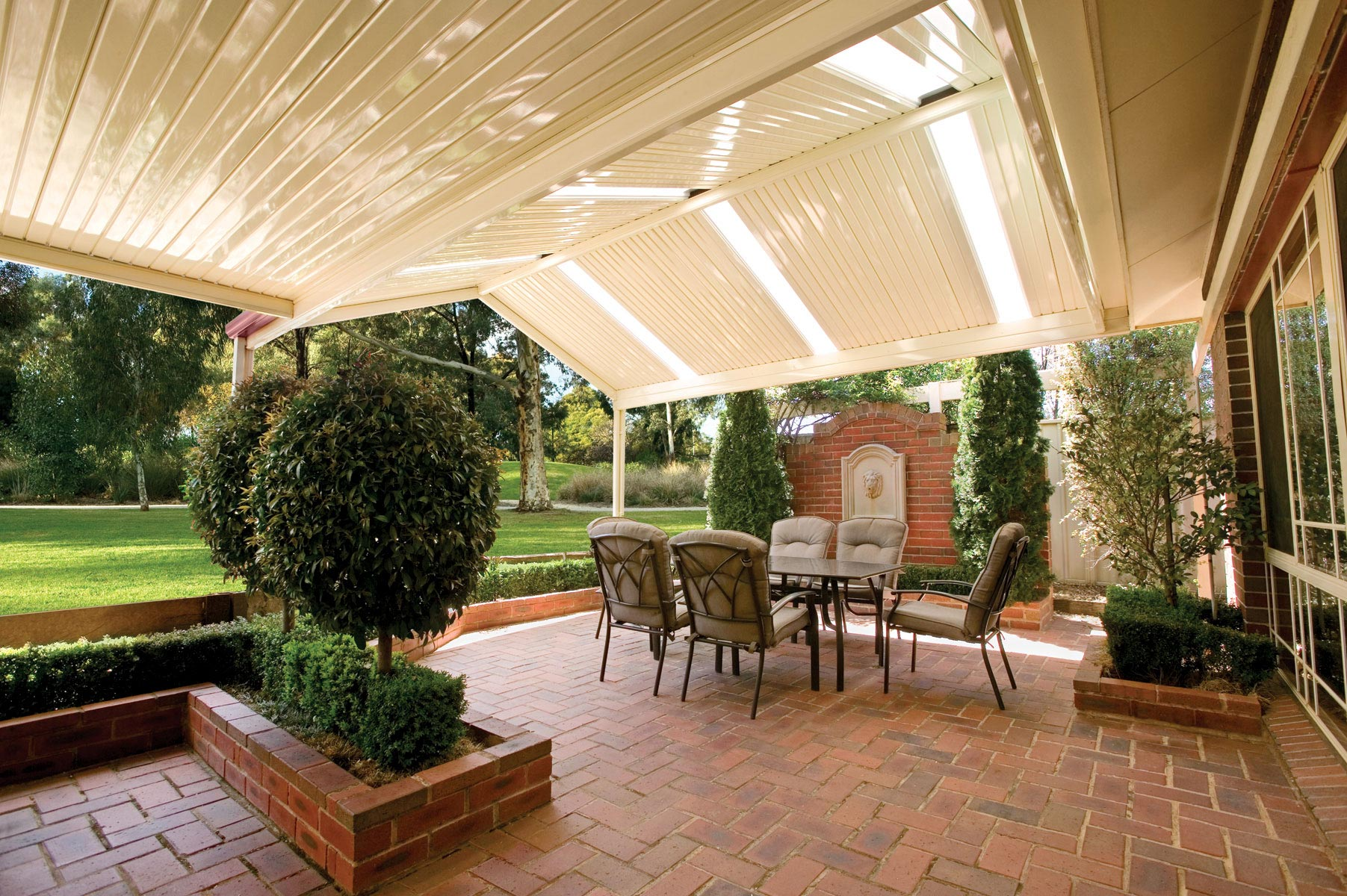 outback® gable | stratco