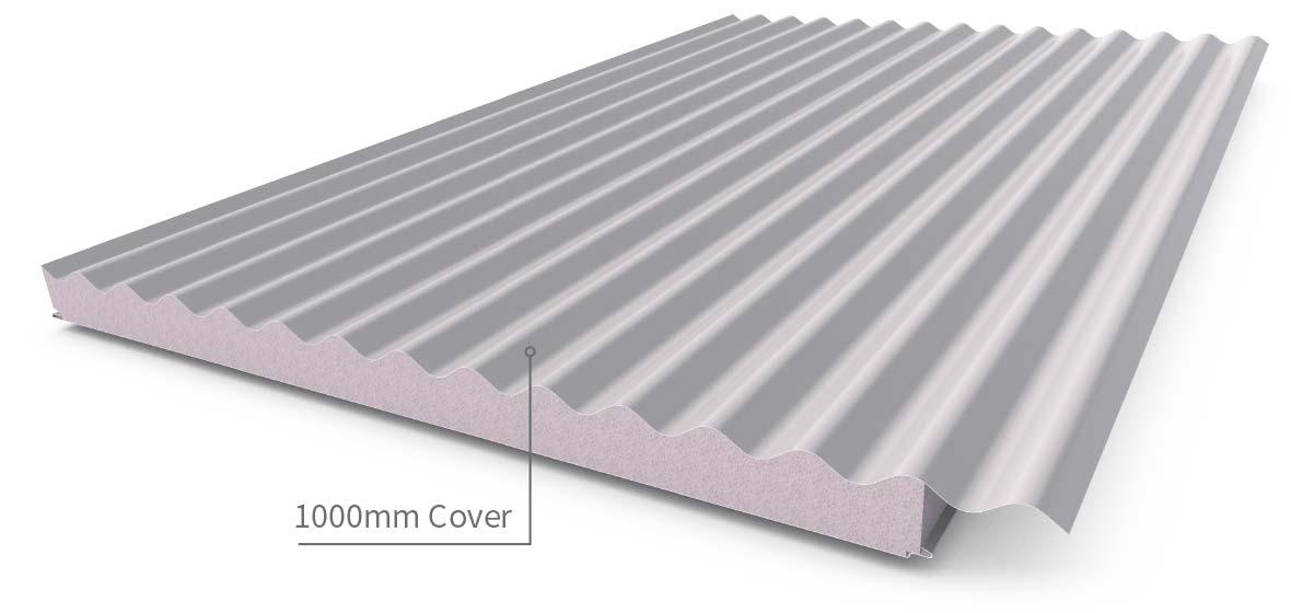 cooldek corrugated