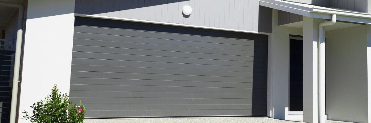 Sectional Garage Doors  Stratco