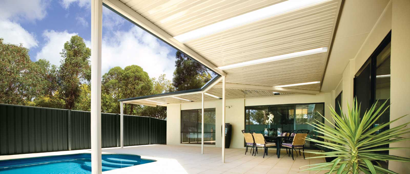 Colorbond Patio Roofing - Yamsixteen