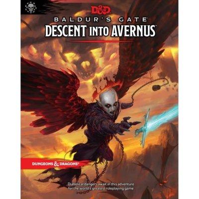 Descent into Avernus - avventura dnd