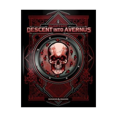 Descent into avernus - alternate edition