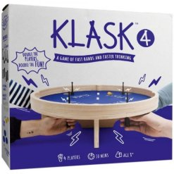 Klask 4 - gioco di destrezza