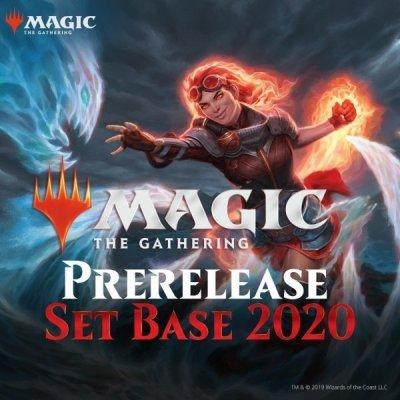 Prererelease Set Base 2020 Magic