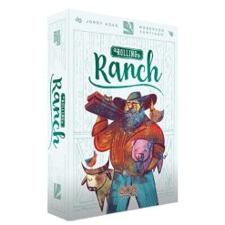 Rolling Ranch - roll and write game