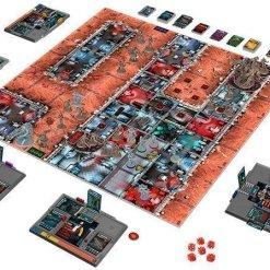 Zombicide Invader - Panoramica di gioco