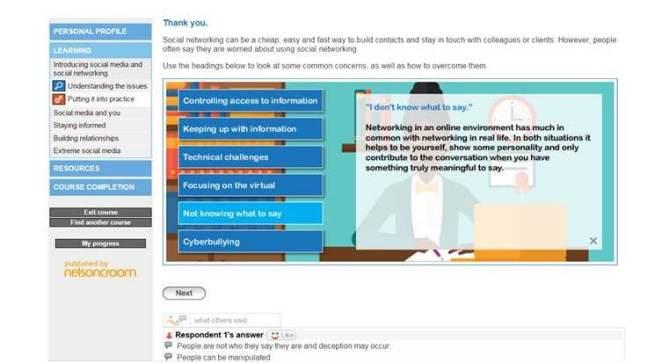 Social Media for Professionals screenshot2