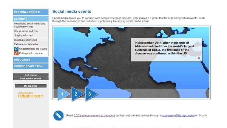 Social Media for Professionals screenshot5