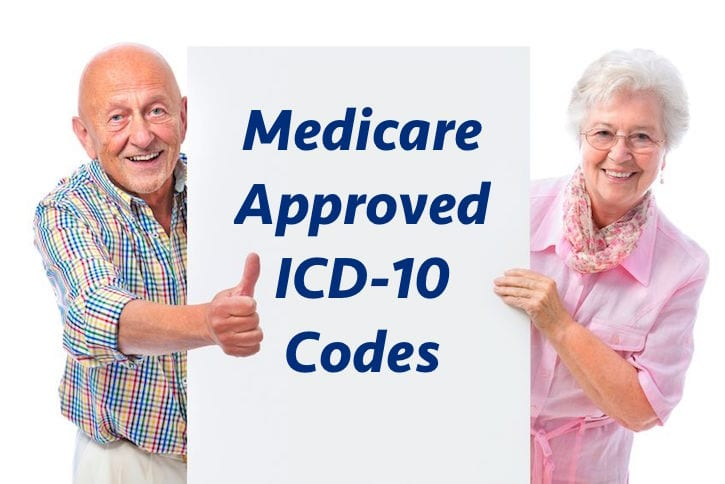 Medicare icd10 codes