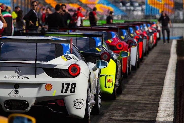 auto racing start