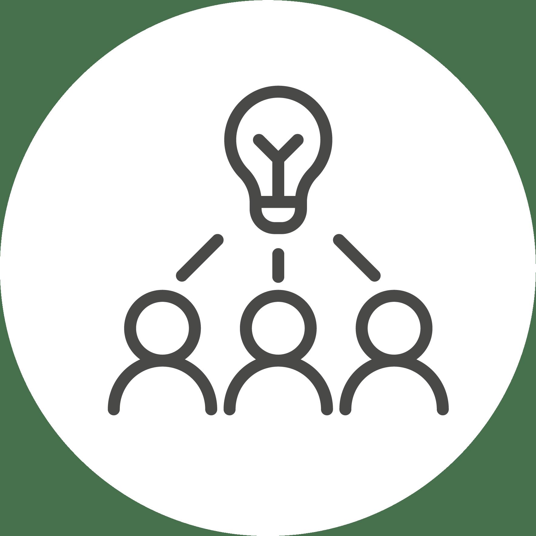 StrategicPlay Co kreativ Idea Icon