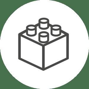 StrategicPlay begreifbar Brick Icon