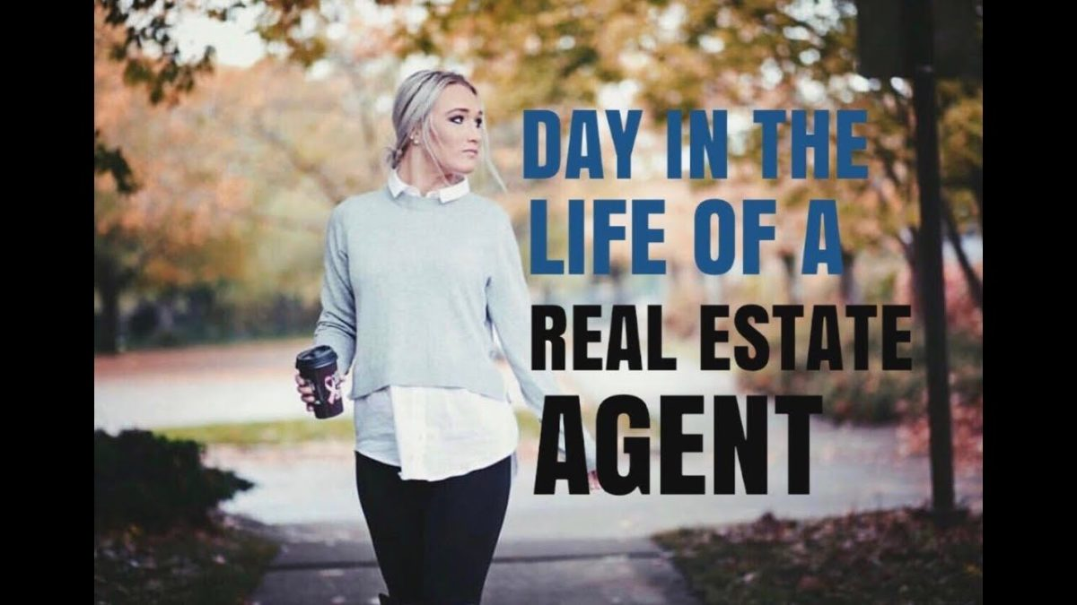 Average Day in the life of a Real Estate Agent