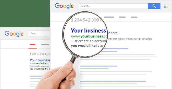 Realizziamo campagne Google Ads