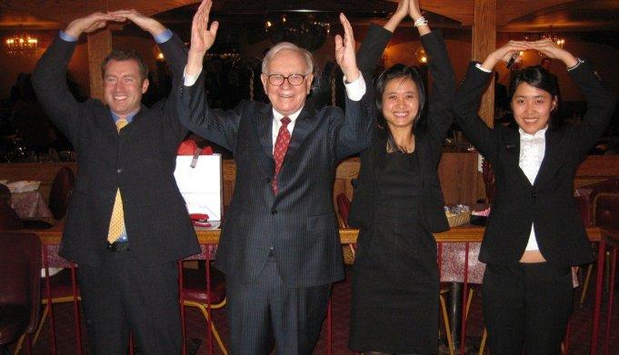 Warren Buffet, uspješni ljudi