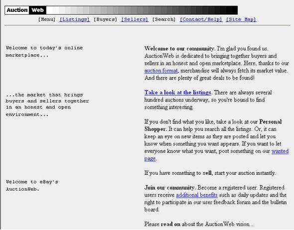 eBay 1998