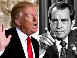 Richard Nixon casts a long shadow