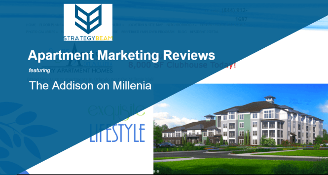 Apartment Marketing Reviews Addison On Millennial