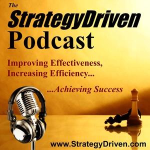 StrategyDriven Podcast
