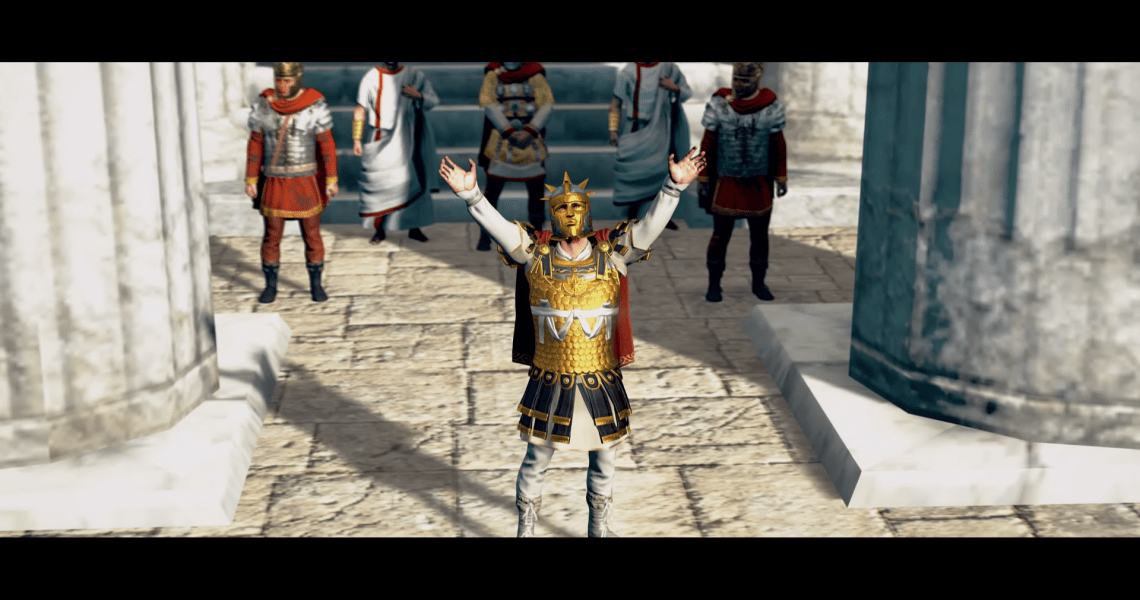 Divided We Fall Wallpaper Review Total War Rome Ii Empire Divided Dlc Strategy